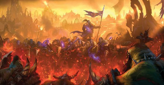 《【煜星代理注册】《魔兽世界》安其拉开门大战开启,多方势力内斗普通玩家获利》