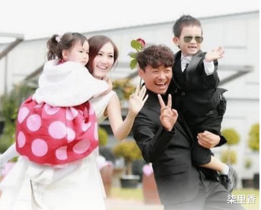 离婚才4年,马蓉带着女儿王宝强带着儿子,如今两个孩子差距太大