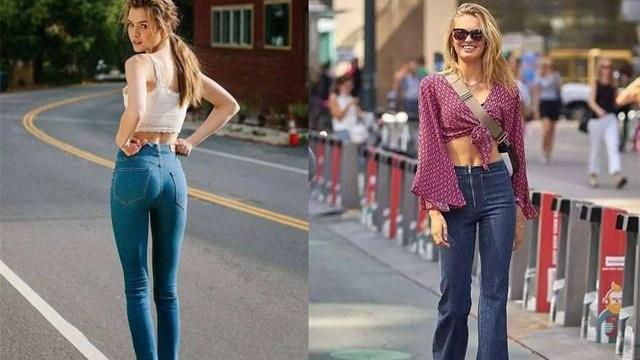 175身高的凯特,为何不适合穿紧身裤?了解自己身材可避免尴尬
