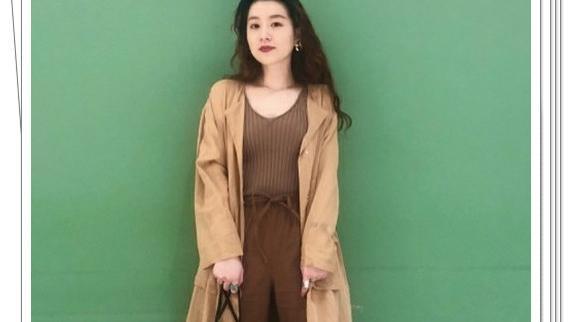 棕色裤子怎么配上衣?35种穿搭示范,享受优雅轻熟感,适合早秋