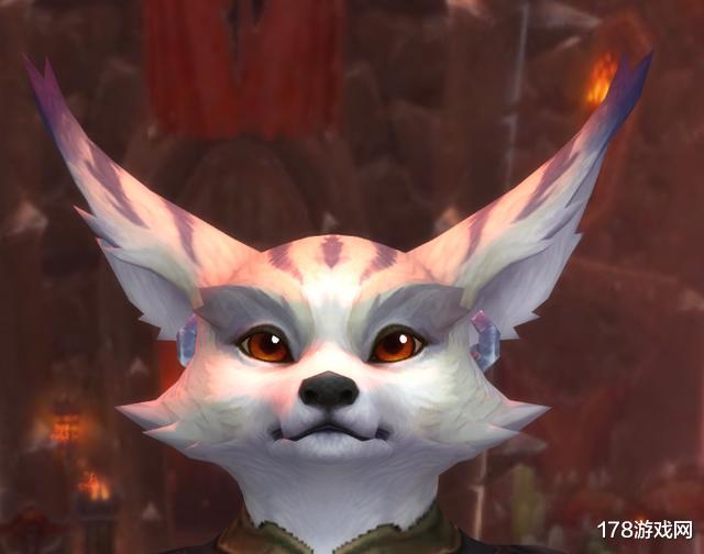 魔兽9.0前瞻:已实装的狐人新瞳色和首饰浏览 耳环 首饰 单机资讯  第7张