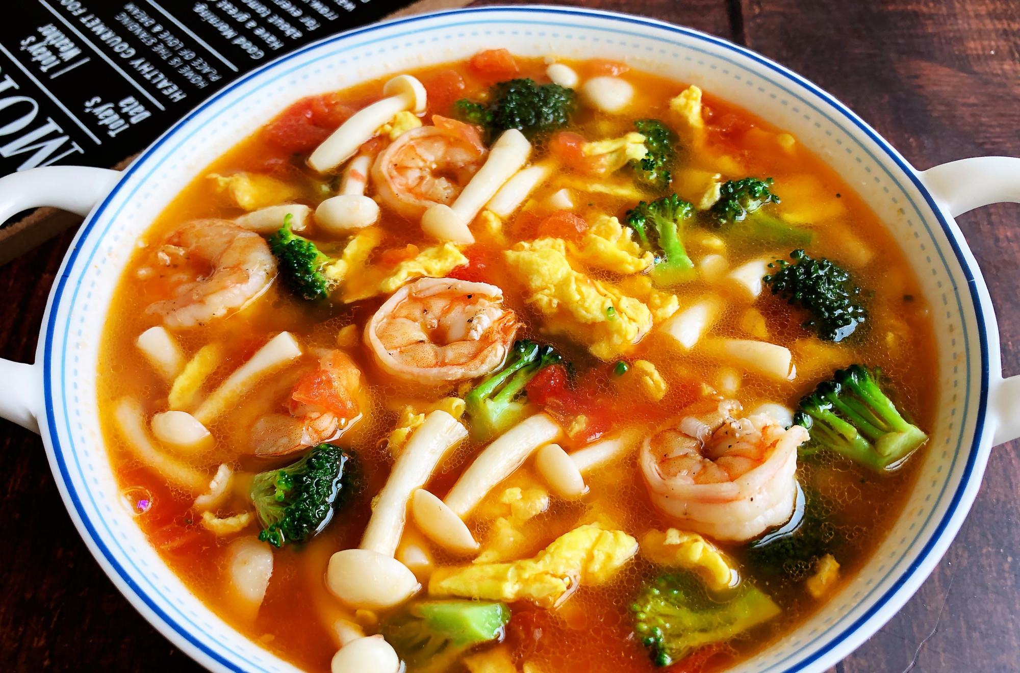 脂肪最怕这道菜!像这样做成汤,鲜美无比巨酸爽,解馋吃不胖