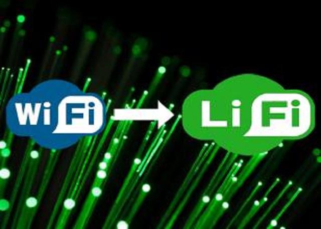 LiFi能用LED灯光进行数据传输? 数码科技 第2张