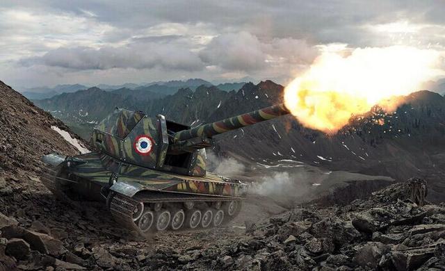 杀戮传世_坦克世界最均衡的火炮,新人最好的礼物,六级火炮m44-第3张图片-游戏摸鱼怪
