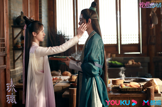 袁冰妍最好的角色是璇玑?才不是呢,莫山山才是她的巅峰