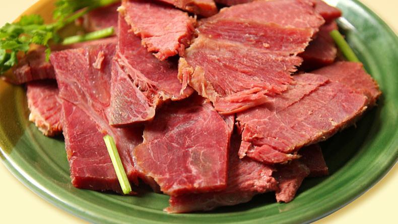 西府腊驴肉——百年珍品,营养又美味