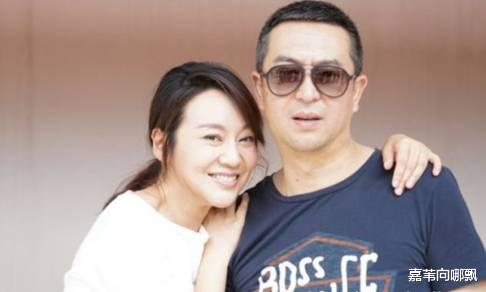 wuming_陈道明对她一见钟情,李幼斌为她净身出户,如今49岁依旧那么美