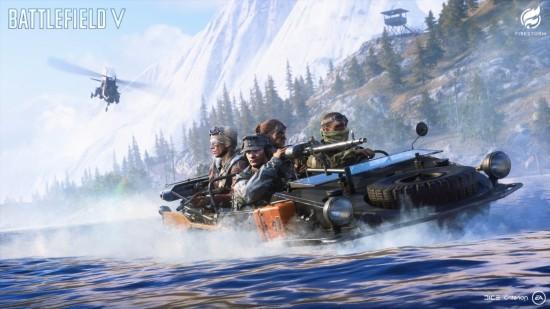 外国网友体验XSX:《战地5》能稳定60FPS不掉帧插图