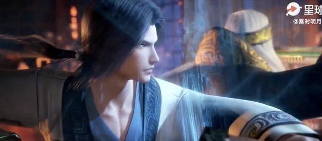 剑侠情缘ii_官方终于良心发现给盖聂重铸渊虹,盖聂实力迎来暴涨秦迷笑开了花