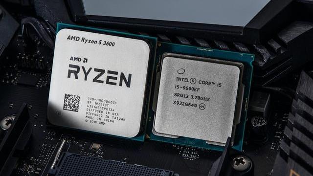 九月热销CPU排行榜丨除中端市场强力型号,Intel依旧无解