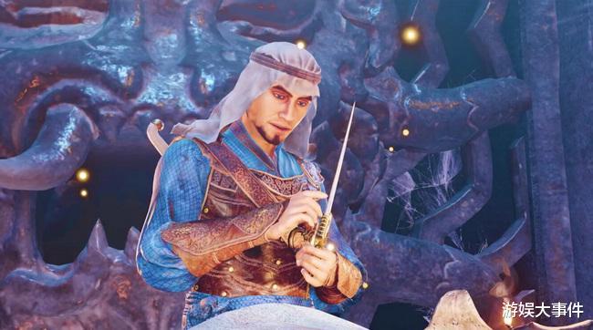 360神曲官网_《波斯王子:时之沙》17年后的重制:原版配音+新版战斗解谜玩法