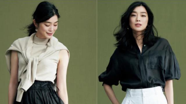 """40+日本主妇的穿搭,服装款式的多少不重要,注重的是""""精致"""""""