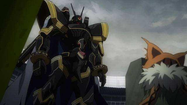 数码宝贝:皇骑差距很大,奥米加兽战力六千,阿尔法兽起码一万以上