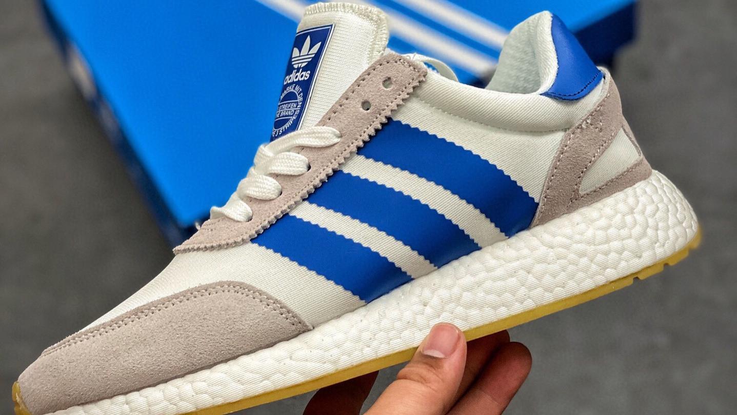 阿迪达斯春款三叶草Adidas L-5923经典鞋时尚运动休闲鞋。