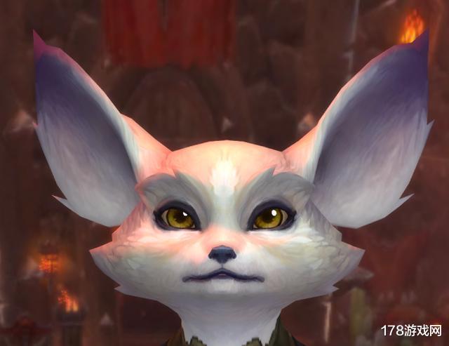 魔兽9.0前瞻:已实装的狐人新瞳色和首饰浏览 耳环 首饰 单机资讯  第32张