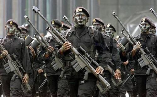 《【煜星注册首页】美国黑水都不敢惹的雇佣兵,一共只有34人,战场上专杀特种兵》
