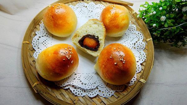 奶油小餐包这样做,不怕没有好吃的面包的呀。