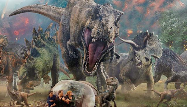 《侏罗纪世界3》暴龙需要女友,狮王要有二哥魄力,想棘龙复出