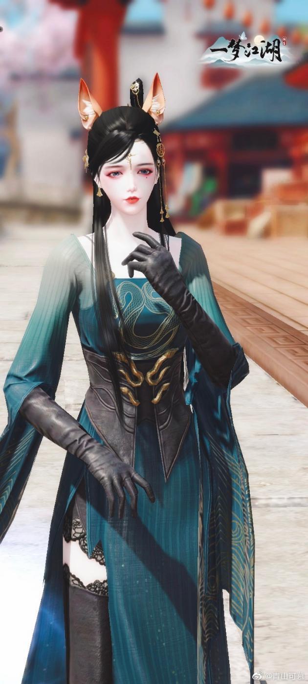 一梦江湖:白嫖时装怎么能错过!穿上这些衣服你就是最靓的崽!插图(4)