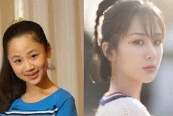6位童星长大后的对比照,王俊凯几乎没变,图六简直像换了个人!