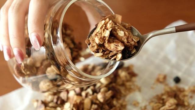 格兰诺拉燕麦片|自制健康低脂的潮流美食