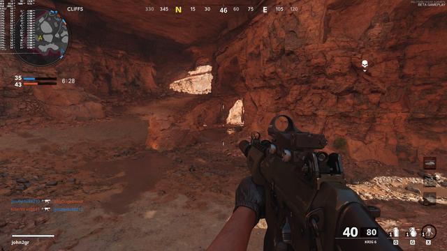 快乐双彩玩法_《使命召唤17》PC版BETA公测 4K最高画质截图-第11张图片-游戏摸鱼怪