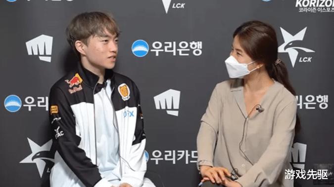 《【煜星娱乐主管】DRX小辅助Keria专访:想在世界赛上碰到刘青松和小明这两位选手!》