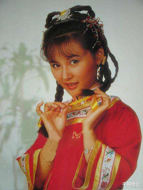 36年前TVB这版《鹿鼎记》里的七位女主虽然不算惊艳但也都具有辨识度插图12
