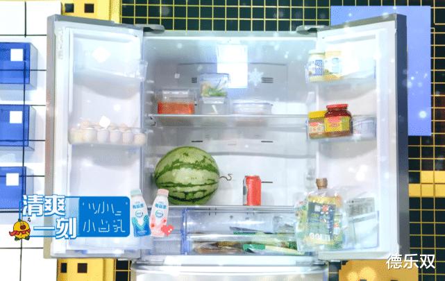"""有种""""伪精致""""叫郑爽,打开冰箱之后,何炅都不知如何救场!"""