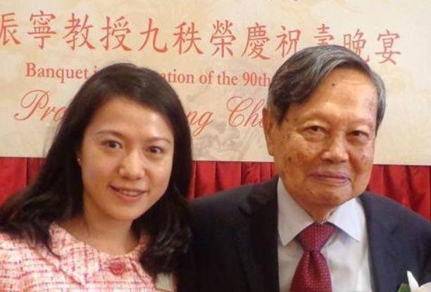 98岁杨振宁同意44岁翁帆改嫁?但只留一套房子?其实事情并不简单