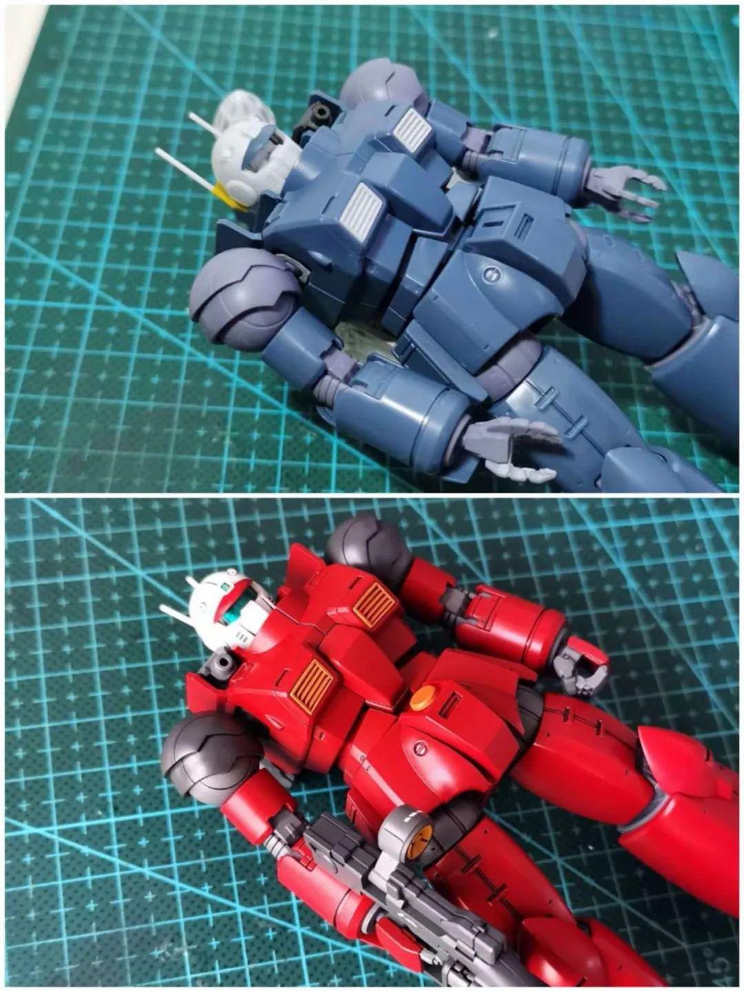 《【煜星娱乐平台注册】高达模型秀:钢加农终于可以与RX-78并肩作战了!》
