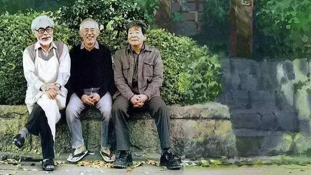 宫崎骏:100分的动画国王,0分的父亲