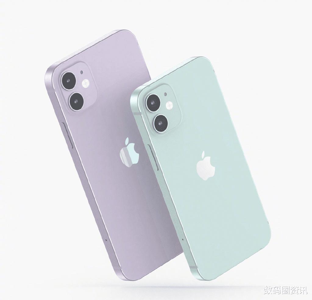 iPhone12真机曝光,价格4899起步,苹果价格战正式打击国产高端机!