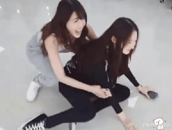 别再说张艺凡单纯了,看到她摔倒后的第一反应,妥妥的心机女孩