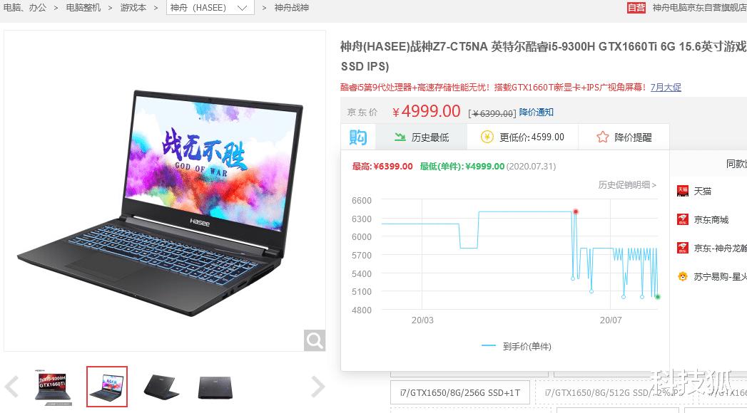 来了,你们要的笔记本电脑推荐