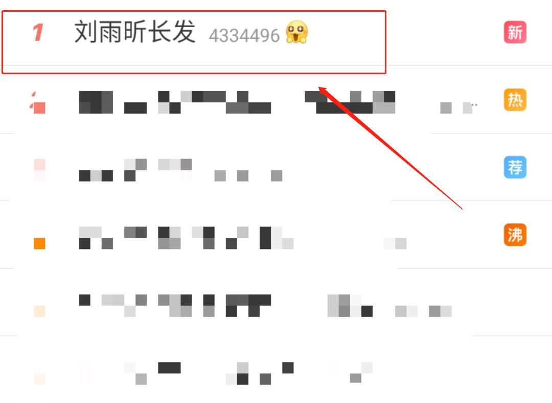 《青你2》刘雨昕因长发太美而上热搜,网友:这头发要自费吗?