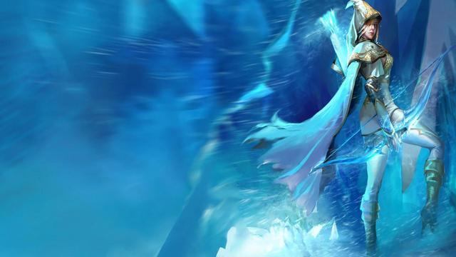 《【煜星娱乐官方登录平台】英雄联盟:极地大乱斗中被带歪的流派,面具Poke流寒冰》