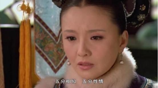 甄嬛传:难怪甄嬛想杀槿汐,你看甄嬛穿错纯元衣服时,槿汐啥表情