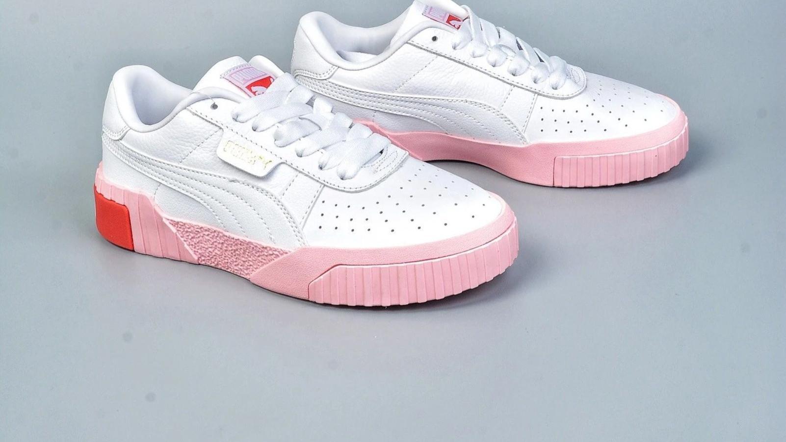 彪马 蕾蕾哈娜二代 松糕鞋小白鞋板鞋