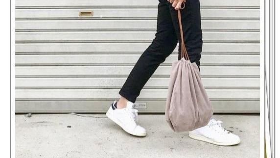 经典流行的阿迪达斯Stan Smith小白鞋,看看日本女人夏天怎么搭