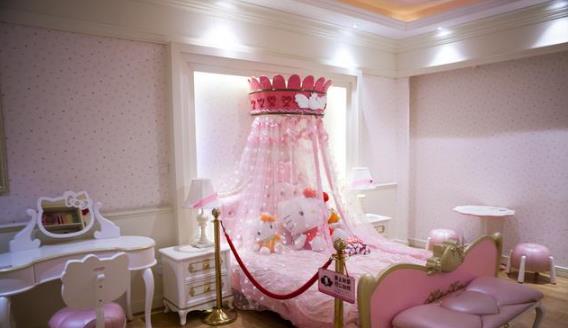 杭州最梦幻的童话世界,赶快带着女友来玩吧,一定令你流连忘返 kitty 每日推荐  第5张