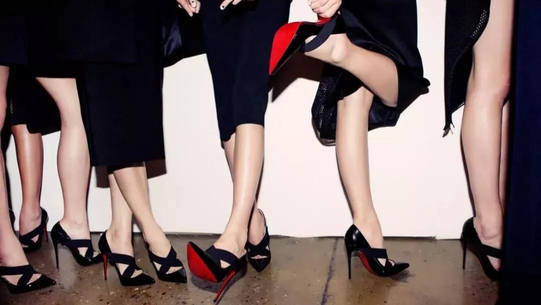 女人都有高跟鞋,你的高跟鞋你穿对了么?
