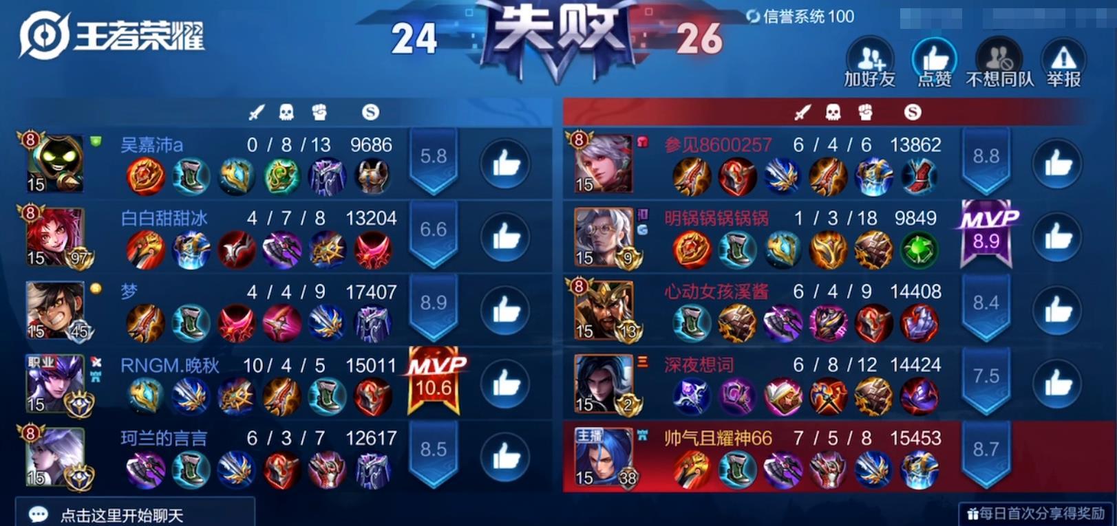 《【煜星平台app登录】耀神玩过最刺激的一局游戏,双方互相偷家,结束后发现敌方两国服》