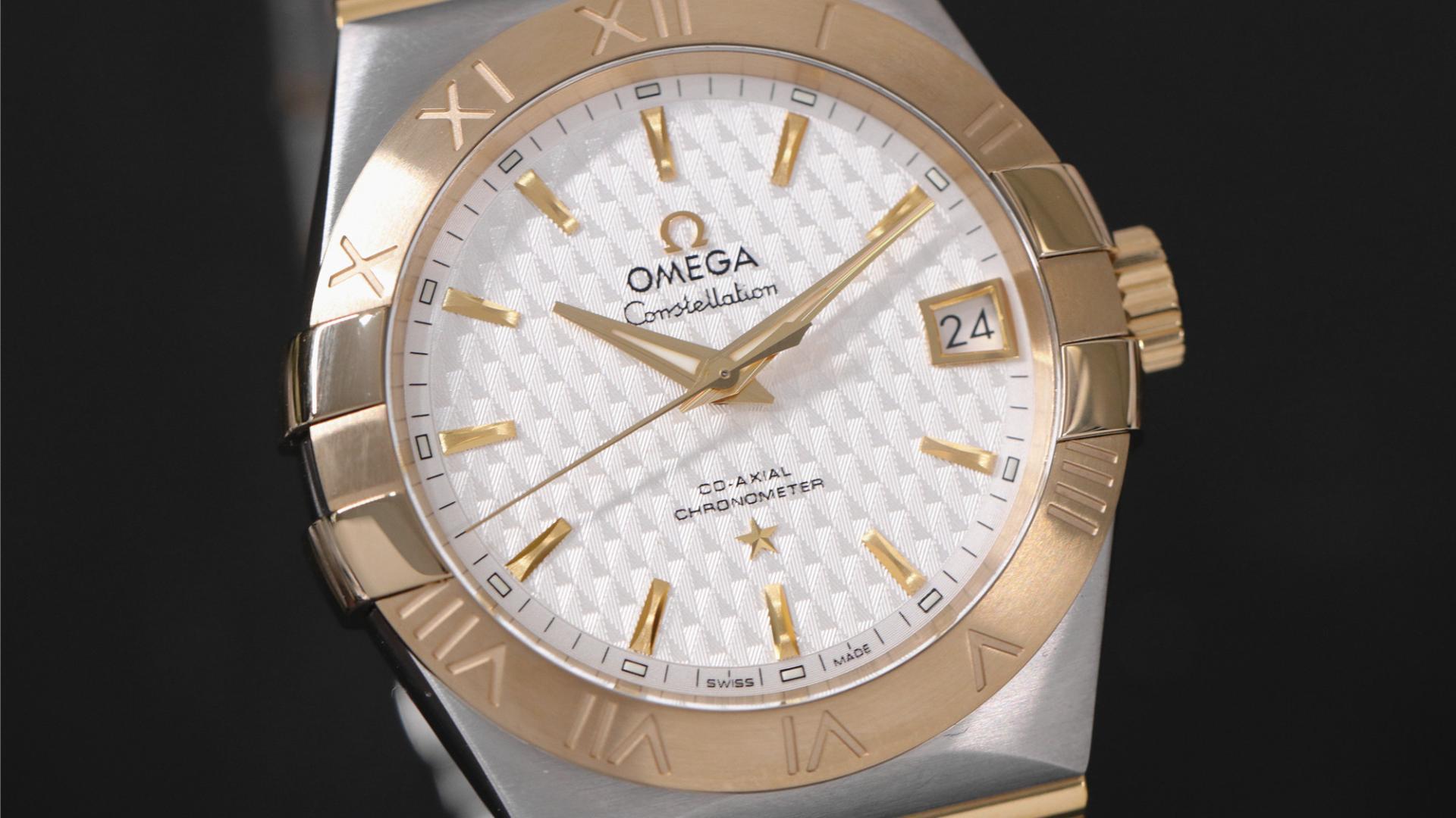 大富说表:VS厂欧米茄星座腕表怎么样?进来你就知道了