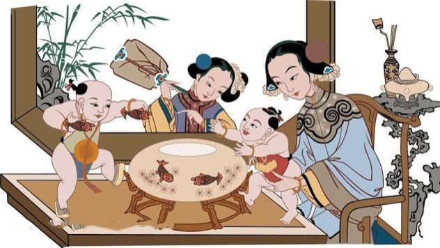 古代几乎没有奶粉,如果母亲母乳不足,新生儿靠什么存活下来