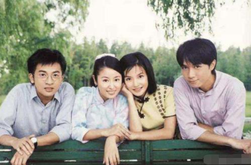 《情深深雨濛濛》剧组20年后重聚,如萍林心如缺席,方瑜已离世