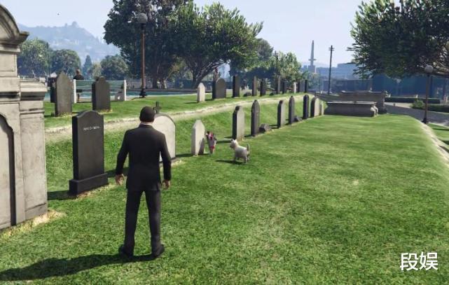 《GTA5》最触动人心的瞬间,小狗守护主人,直到生命的最后一刻!插图(1)