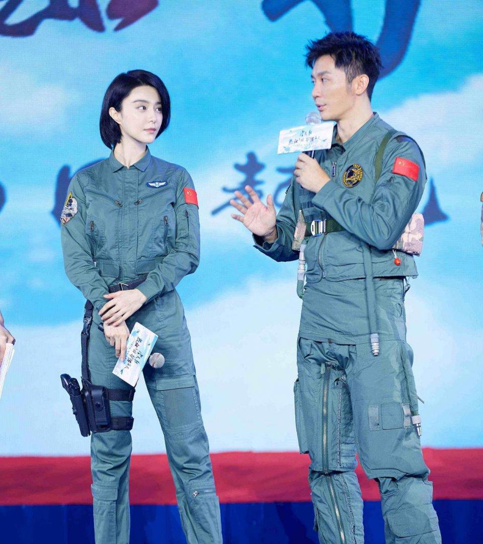 范冰冰:我给李晨当近1年保姆,还伺候他和10多个编剧,结果……