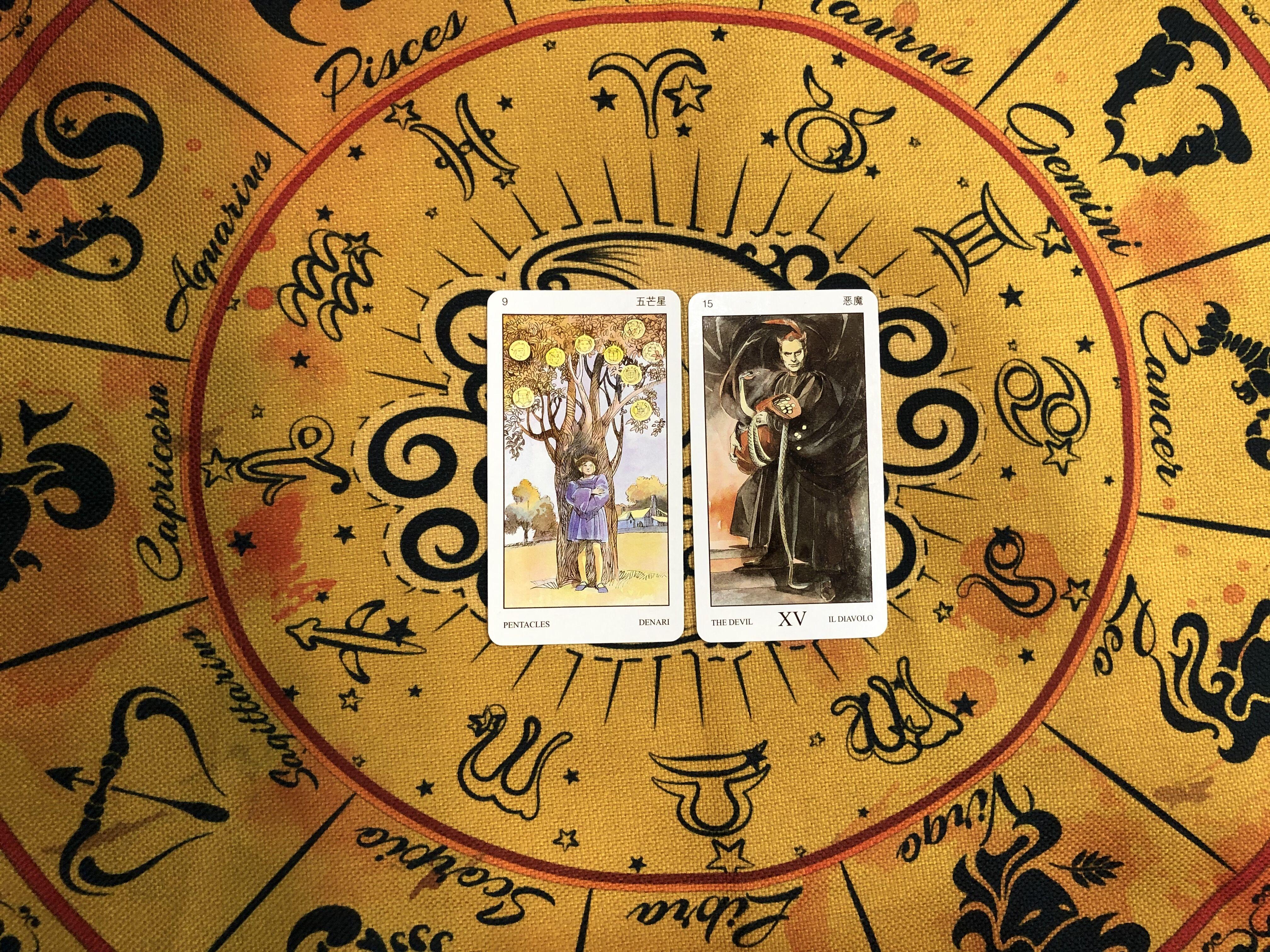 魔巫塔罗:5月狮子座塔罗运势,旧人可能出现,爱情开始递减