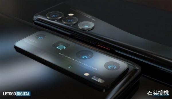 相比背面相机有所不同,华为P50系列的颜值很不错 数码科技 第2张